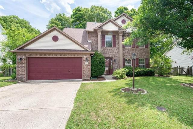 6853 Bretton Wood Drive, Indianapolis, IN 46268 (MLS #21723838) :: David Brenton's Team