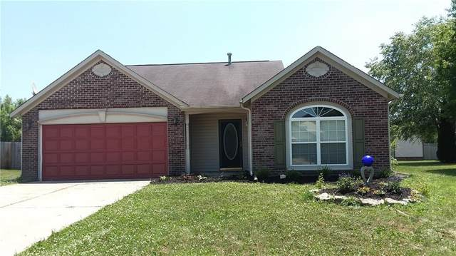 1383 Cypress Drive, Greenfield, IN 46140 (MLS #21723866) :: Anthony Robinson & AMR Real Estate Group LLC