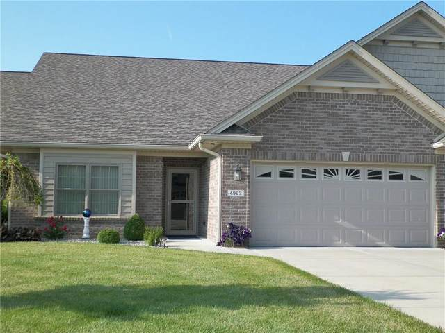 4963 Delray Drive, Columbus, IN 47203 (MLS #21723867) :: The Indy Property Source