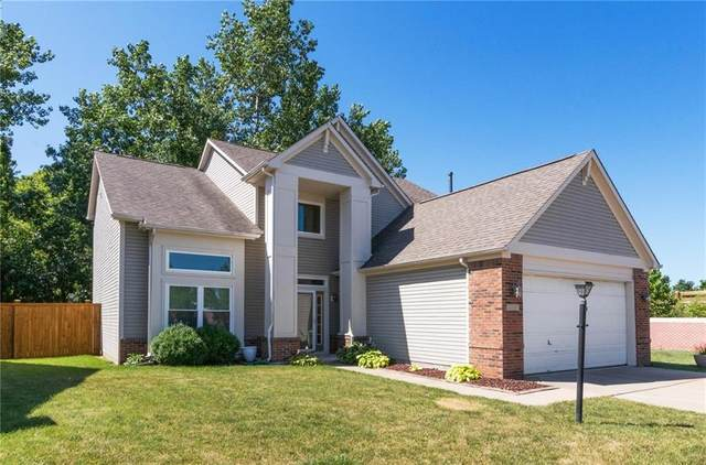 14461 Dublin Drive, Carmel, IN 46033 (MLS #21723876) :: Anthony Robinson & AMR Real Estate Group LLC