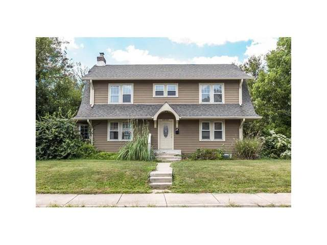4302 Cornelius Avenue, Indianapolis, IN 46208 (MLS #21723902) :: Anthony Robinson & AMR Real Estate Group LLC