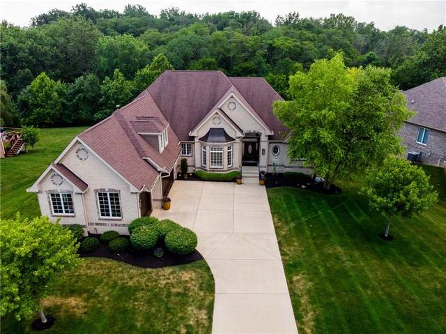 13673 Cosel Way, Fishers, IN 46037 (MLS #21723903) :: David Brenton's Team