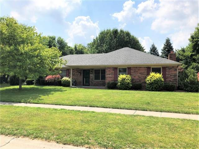 897 Cypress N, Greenwood, IN 46143 (MLS #21723925) :: The Indy Property Source