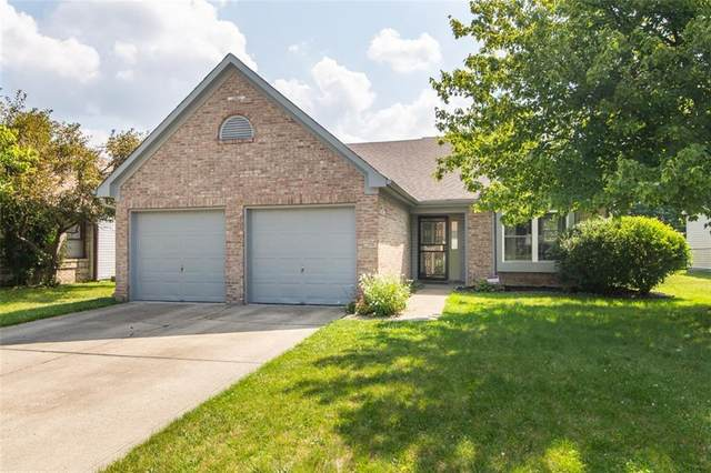 6263 Old Barn Court, Indianapolis, IN 46268 (MLS #21723931) :: Dean Wagner Realtors