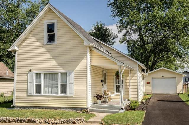 540 E Pearl Street, Greenwood, IN 46143 (MLS #21723938) :: The Indy Property Source