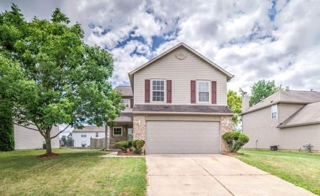 6181 E Runnymede Court, Camby, IN 46113 (MLS #21723942) :: Heard Real Estate Team | eXp Realty, LLC