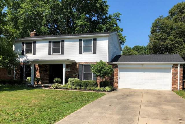 3030 Taylor Road, Columbus, IN 47203 (MLS #21723956) :: The Indy Property Source
