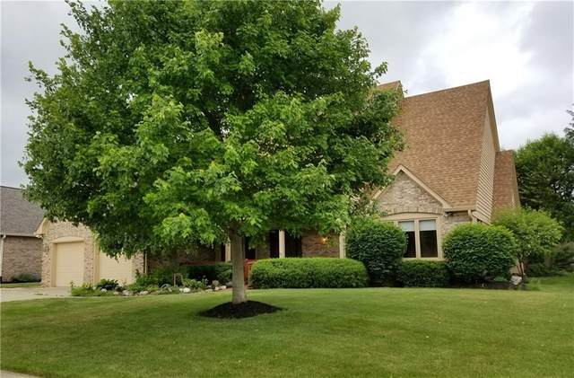 2338 S Quiet Court, Indianapolis, IN 46239 (MLS #21723972) :: The ORR Home Selling Team