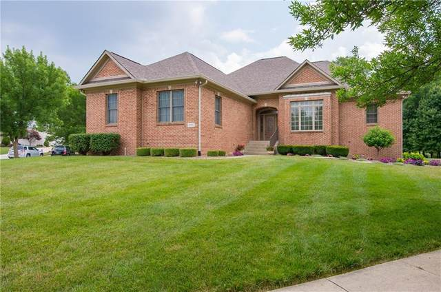 3621 Carlow Court, Greenwood, IN 46143 (MLS #21723973) :: Mike Price Realty Team - RE/MAX Centerstone