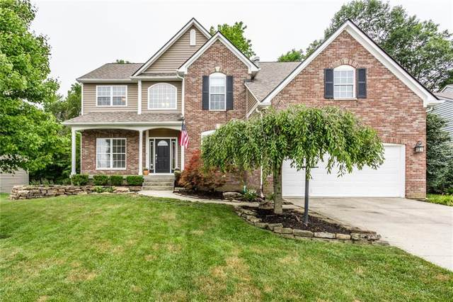 10615 Nassau Street, Indianapolis, IN 46234 (MLS #21723986) :: Anthony Robinson & AMR Real Estate Group LLC