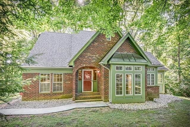 2055 N Russell Road, Bloomington, IN 47408 (MLS #21723990) :: The Indy Property Source