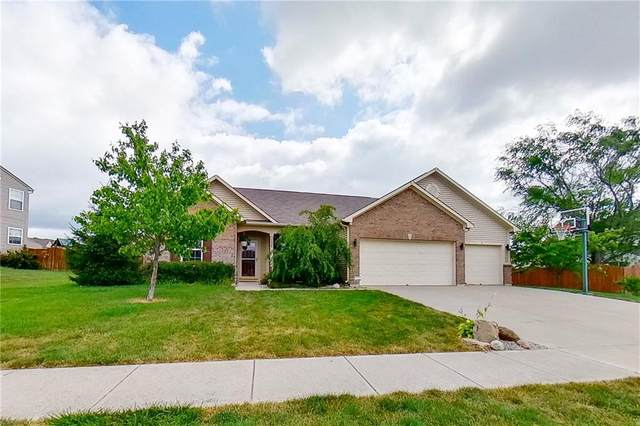 1225 Preakness Drive, Avon, IN 46123 (MLS #21723994) :: HergGroup Indianapolis