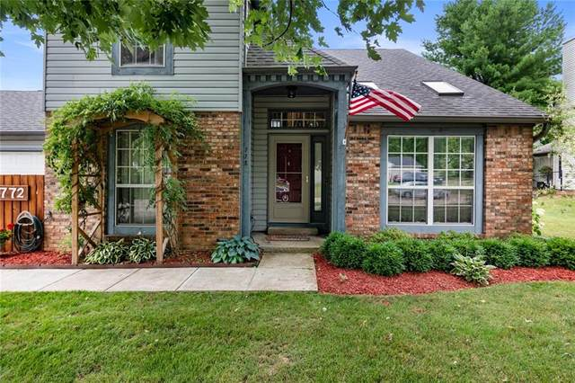 772 Sable Ridge Drive, Greenwood, IN 46142 (MLS #21724006) :: Mike Price Realty Team - RE/MAX Centerstone