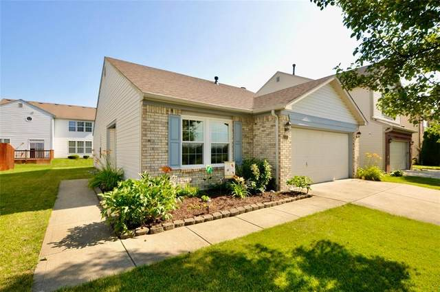 10474 Affirmed Court, Indianapolis, IN 46234 (MLS #21724013) :: The Evelo Team