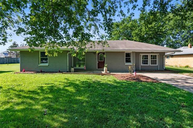 2117 Charles Street, Anderson, IN 46013 (MLS #21724017) :: Richwine Elite Group