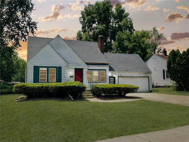 2519 W 11TH Street, Anderson, IN 46011 (MLS #21724026) :: Richwine Elite Group