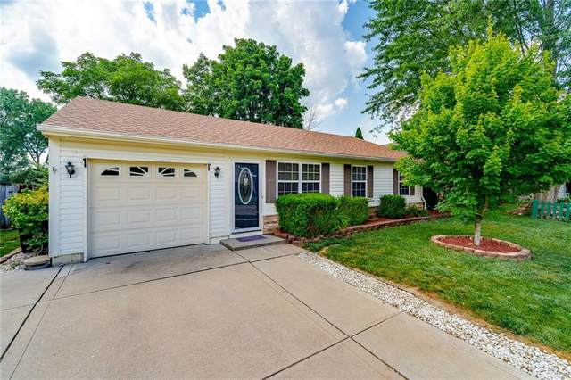 1422 Citation Circle W, Lebanon, IN 46052 (MLS #21724054) :: Heard Real Estate Team | eXp Realty, LLC