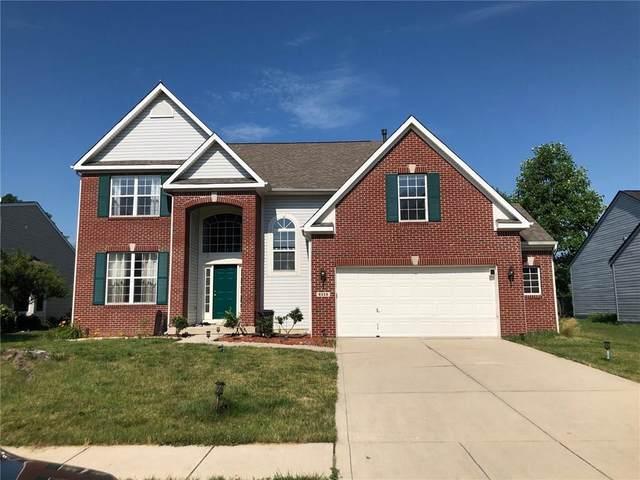 6558 Hunters Ridge S, Zionsville, IN 46077 (MLS #21724056) :: Heard Real Estate Team | eXp Realty, LLC