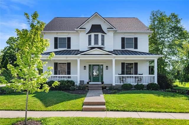 6595 Westminster Drive, Zionsville, IN 46077 (MLS #21724064) :: Anthony Robinson & AMR Real Estate Group LLC