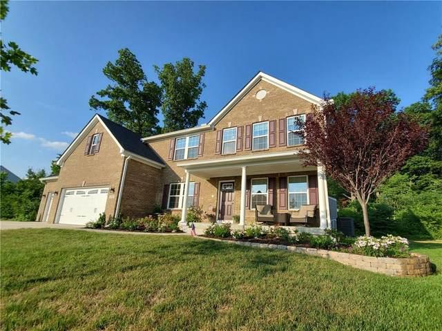 1717 Windborne Lane, Greenwood, IN 46143 (MLS #21724065) :: Heard Real Estate Team | eXp Realty, LLC