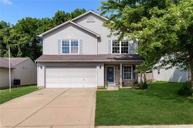 5904 Rolling Bluff Lane, Indianapolis, IN 46221 (MLS #21724080) :: Anthony Robinson & AMR Real Estate Group LLC
