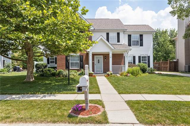 57 Carriage Lake Drive, Brownsburg, IN 46112 (MLS #21724100) :: Anthony Robinson & AMR Real Estate Group LLC