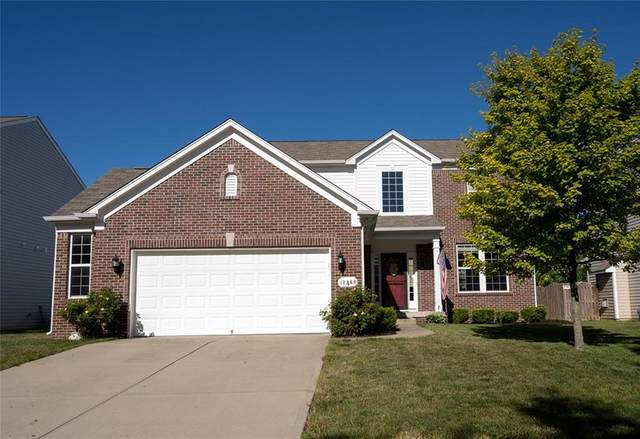 12860 Milton Road, Fishers, IN 46037 (MLS #21724102) :: Anthony Robinson & AMR Real Estate Group LLC