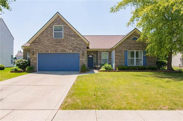 6257 Canterbury Drive, Zionsville, IN 46077 (MLS #21724116) :: Heard Real Estate Team | eXp Realty, LLC