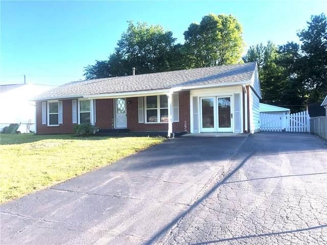1508 Sheri Circle, Plainfield, IN 46168 (MLS #21724134) :: Richwine Elite Group