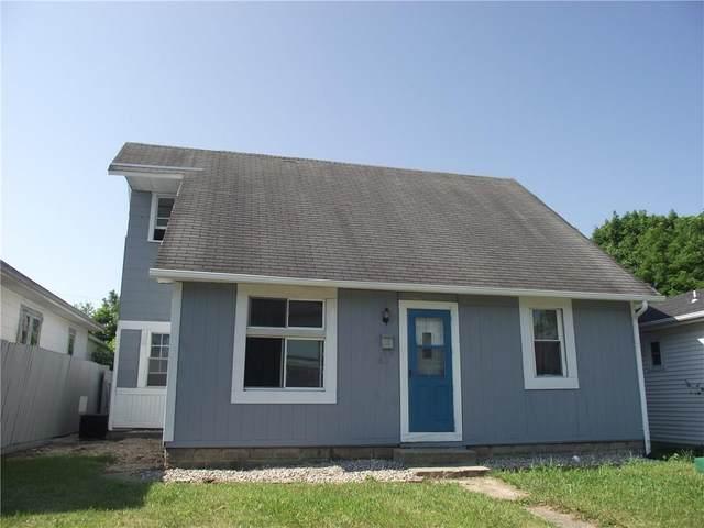 1615 B Avenue, New Castle, IN 47362 (MLS #21724136) :: Heard Real Estate Team | eXp Realty, LLC