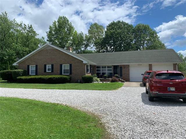 1925 Lindberg Road, Anderson, IN 46012 (MLS #21724137) :: The Indy Property Source