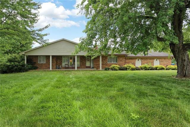 7275 Travis Road, Greenwood, IN 46143 (MLS #21724147) :: Mike Price Realty Team - RE/MAX Centerstone