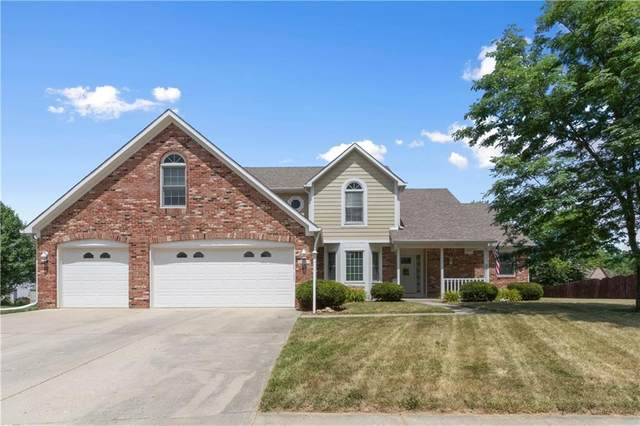 692 Jubilee Lane, Avon, IN 46123 (MLS #21724149) :: HergGroup Indianapolis