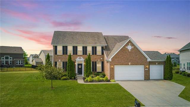 5742 Somerset Boulevard W, Bargersville, IN 46106 (MLS #21724154) :: Mike Price Realty Team - RE/MAX Centerstone