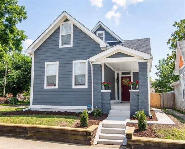 29 E Minnesota Street, Indianapolis, IN 46225 (MLS #21724167) :: Anthony Robinson & AMR Real Estate Group LLC