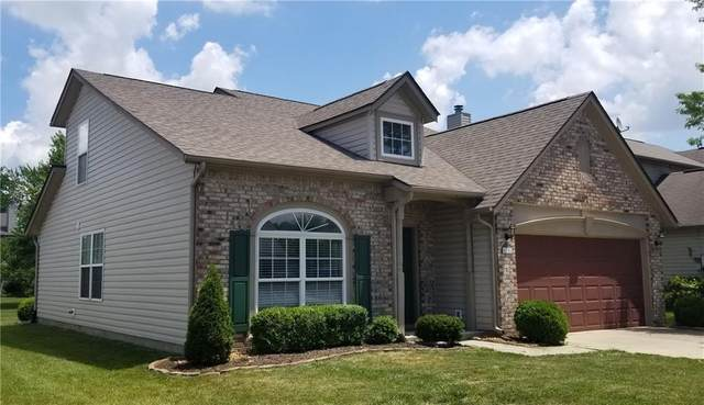 6751 Dorchester Drive, Zionsville, IN 46077 (MLS #21724179) :: Mike Price Realty Team - RE/MAX Centerstone