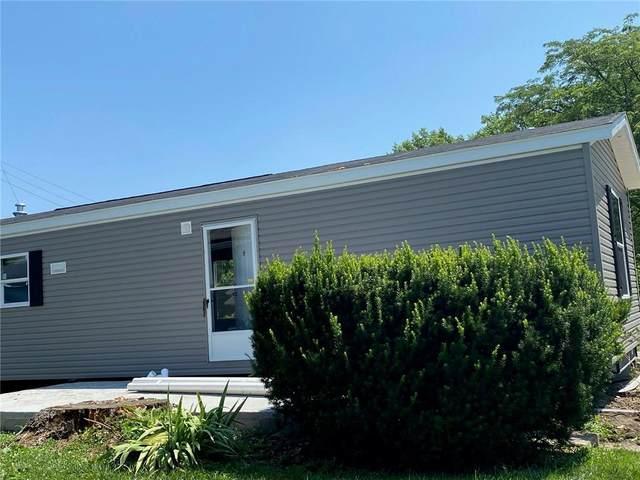 203 E 4th Street, Sheridan, IN 46069 (MLS #21724230) :: Heard Real Estate Team | eXp Realty, LLC