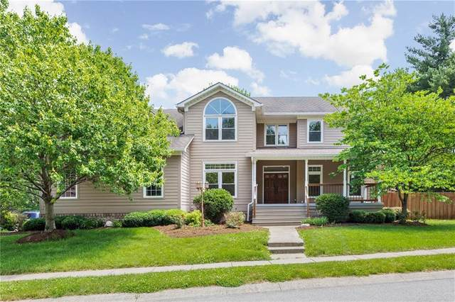 6517 Hedback Drive, Indianapolis, IN 46220 (MLS #21724234) :: Mike Price Realty Team - RE/MAX Centerstone