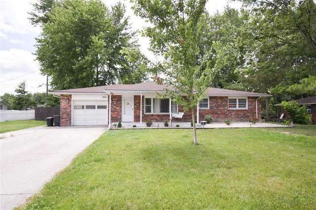 1895 W County Road 240 N, North Vernon, IN 47265 (MLS #21724251) :: The Indy Property Source
