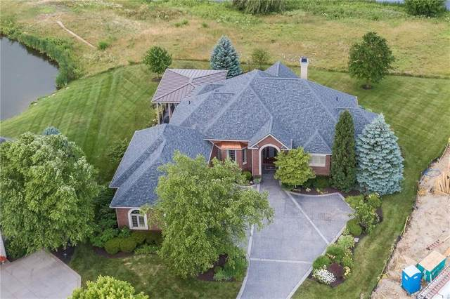 11271 Park Meadows Court, Noblesville, IN 46060 (MLS #21724275) :: Anthony Robinson & AMR Real Estate Group LLC