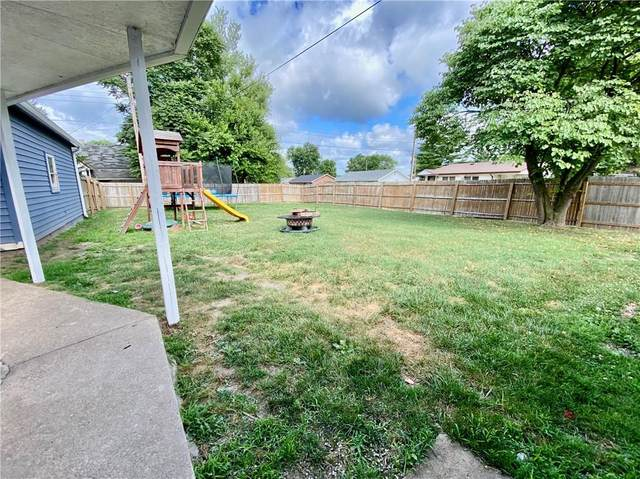 610 S Cherry Street, Martinsville, IN 46151 (MLS #21724278) :: Heard Real Estate Team | eXp Realty, LLC