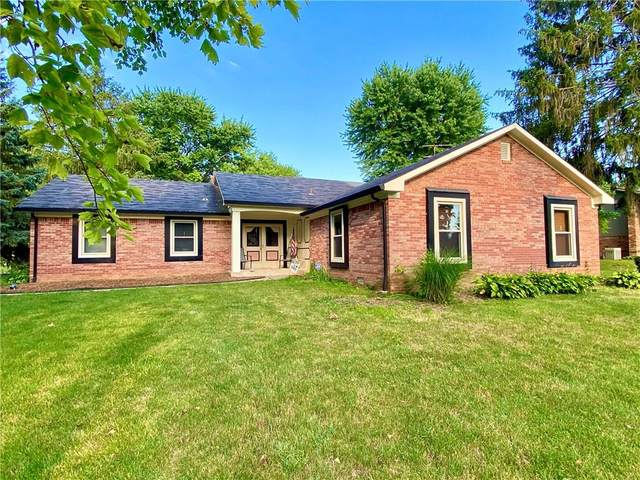 758 Hillcrest Drive, Greenwood, IN 46142 (MLS #21724279) :: The Indy Property Source