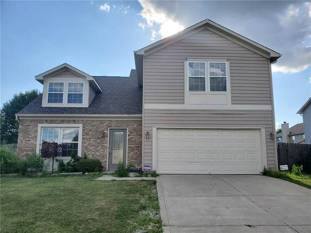 912 Sumter Lane, Avon, IN 46123 (MLS #21724294) :: HergGroup Indianapolis