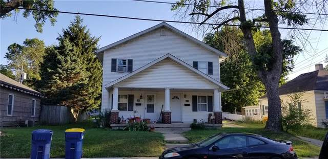 307 Ohio Street, Greencastle, IN 46135 (MLS #21724303) :: Anthony Robinson & AMR Real Estate Group LLC