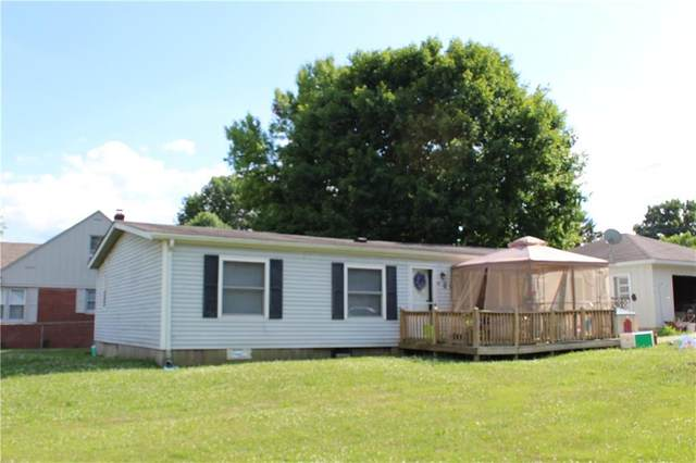 99 Crawford Street, Clayton, IN 46118 (MLS #21724373) :: Mike Price Realty Team - RE/MAX Centerstone