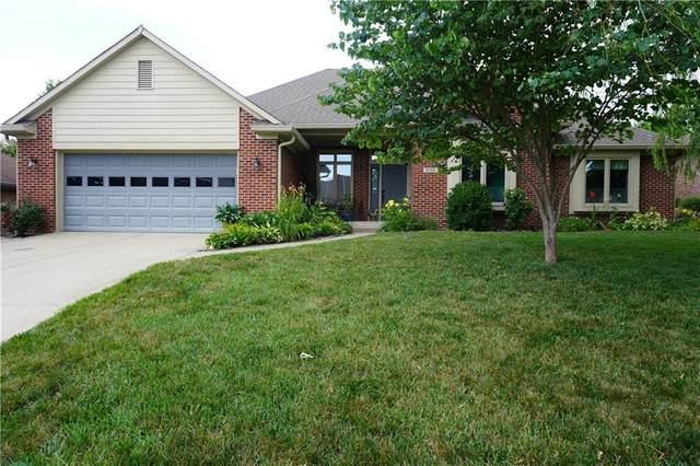 5252 Linda Way, Greenwood, IN 46142 (MLS #21724375) :: Heard Real Estate Team | eXp Realty, LLC