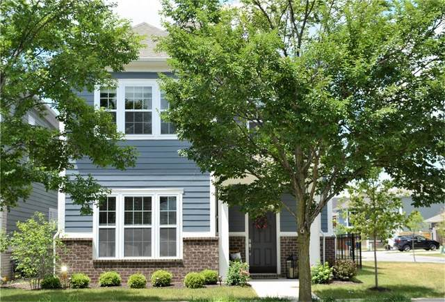 5822 Wheeler Road, Indianapolis, IN 46216 (MLS #21724384) :: The ORR Home Selling Team