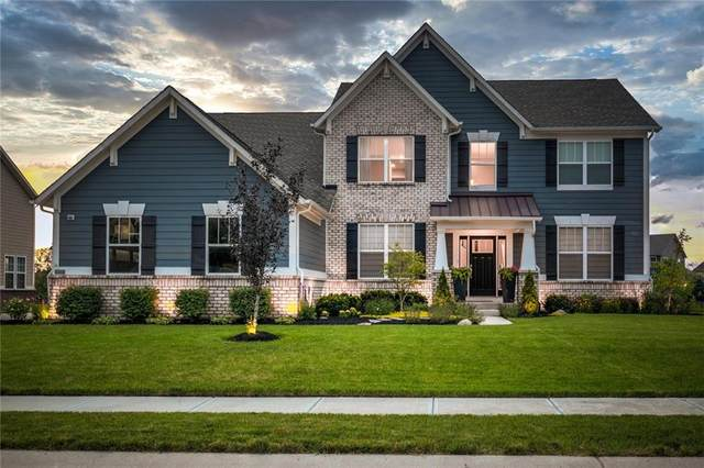 14830 Bonner Circle, Fishers, IN 46037 (MLS #21724390) :: Anthony Robinson & AMR Real Estate Group LLC