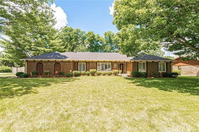 756 Leisure Lane, Greenwood, IN 46142 (MLS #21724407) :: Anthony Robinson & AMR Real Estate Group LLC