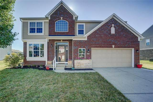 661 Settlers Walk, Brownsburg, IN 46112 (MLS #21724422) :: Anthony Robinson & AMR Real Estate Group LLC